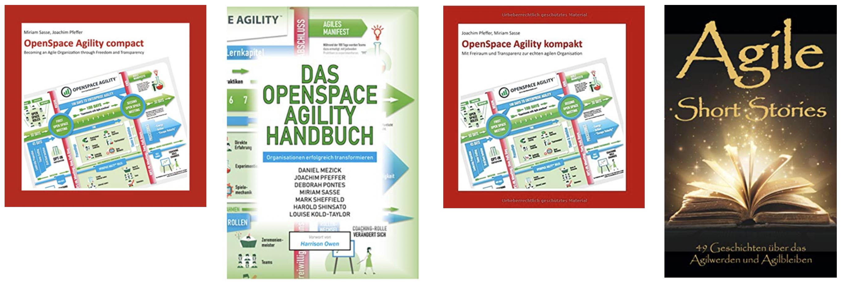 Books from Miriam Sasse & Joachim Pfeiffer